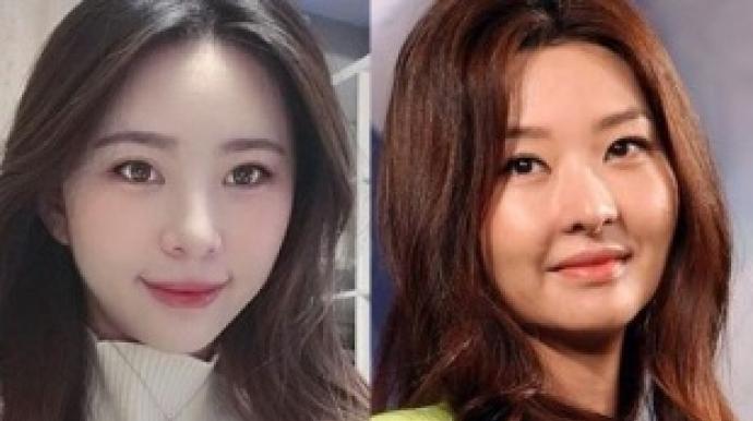 """""""모르는 사람"""" 송선미 해명에…윤지오 ..."""