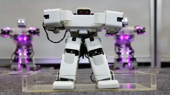 S. Korea to foster robot industry, aims to become No. 4 player in 2023