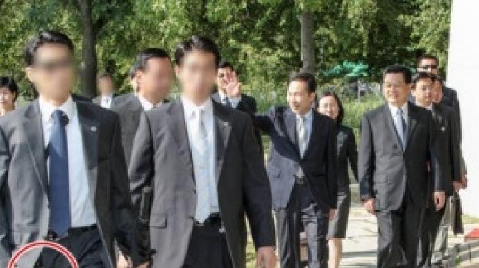 기관총 노출 섬뜩?…MBㆍ朴 정부때도 똑같...
