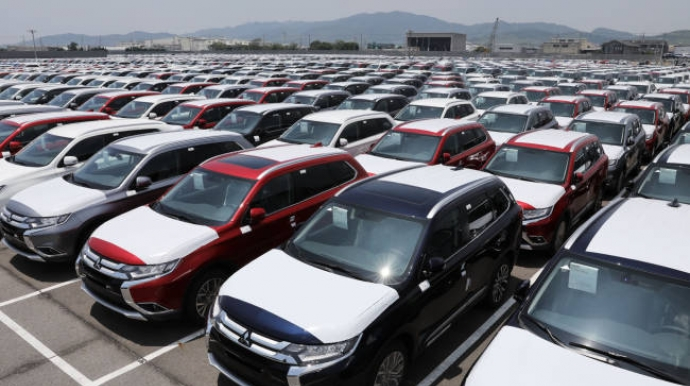Ratio of imported cars tops 10% in 2018