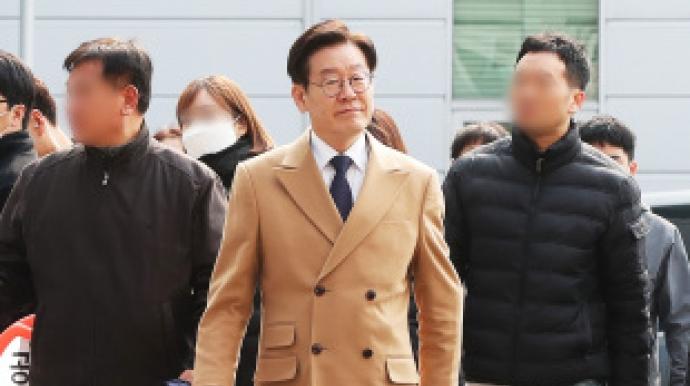 """前 분당보건소장 """"이재명 친형 강제입원..."""