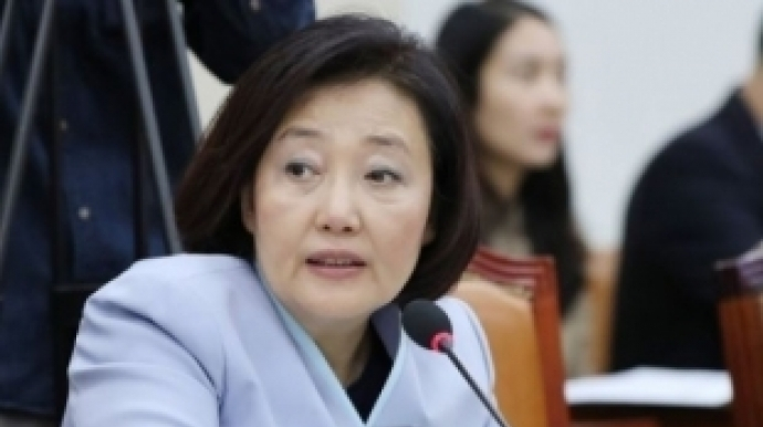 박영선, 불법 주정차 39차례 적발…16차례...