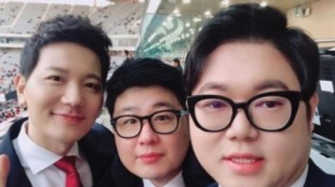 """감스트, 손흥민에 """"김흥국 호랑나비 보는..."""