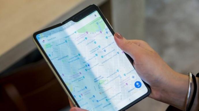 Samsung investigates broken Galaxy Fold