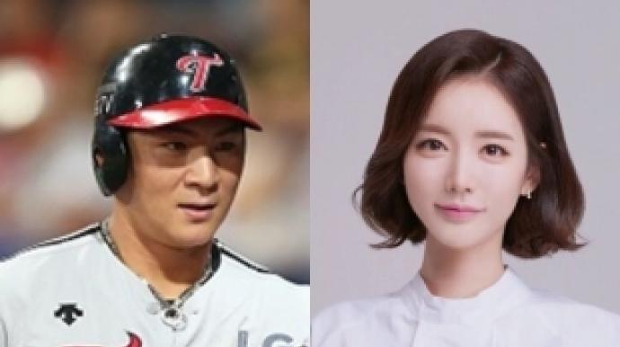 임신 18주ㆍ혼인신고…오지환의 그녀 김영...