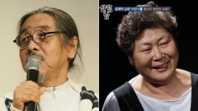 """이외수, 결혼 44년 만에 결별…""""이혼 아..."""