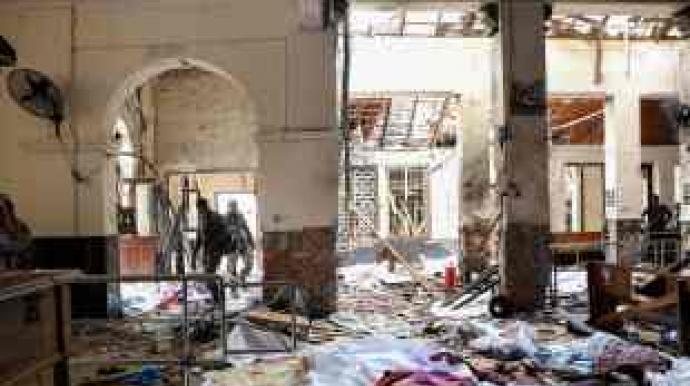 스리랑카 교회 인근서 또 폭발 '설상가상...