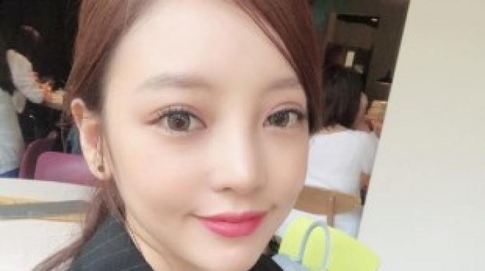 구하라 안검하수 수술 후 근황…달라진 눈...