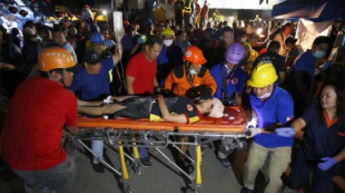 [H#story] '필리핀을 강타한 지진'
