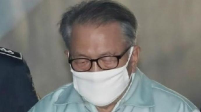"""구치소 """"김기춘 돌연사 위험 높다""""…재..."""