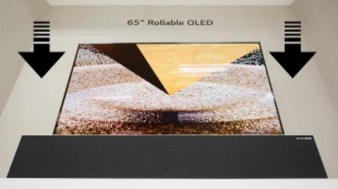 LG to launch 8K OLED, rollable TV in H2