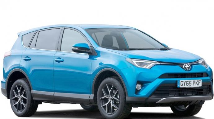Toyota launches all-new RAV4 in S. Korea