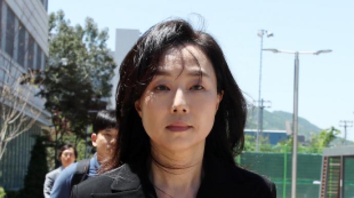"""'3년 구형' 조윤선 """"힘도 없는 여가부..."""
