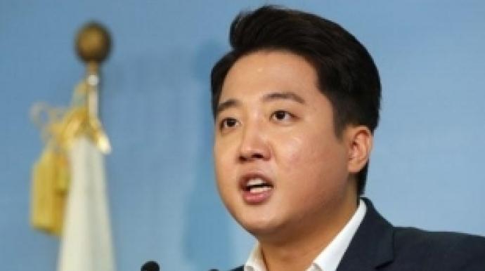 """이준석 """"4·3보선 때 허위 여론조사 의혹..."""