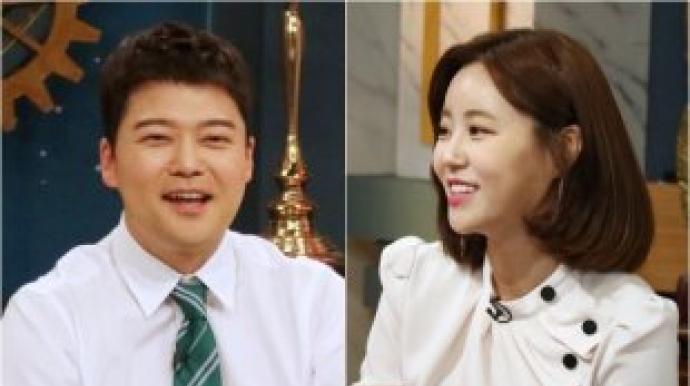 """허송연 """"전현무와 열애설은 가짜뉴스"""""""