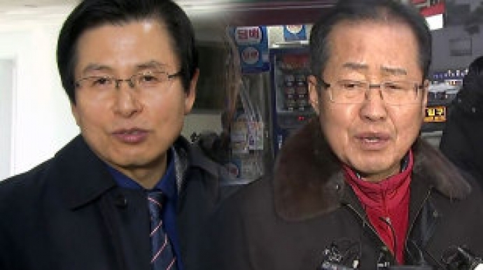 """홍준표, 이번엔 황교안 저격?…""""관료출신..."""