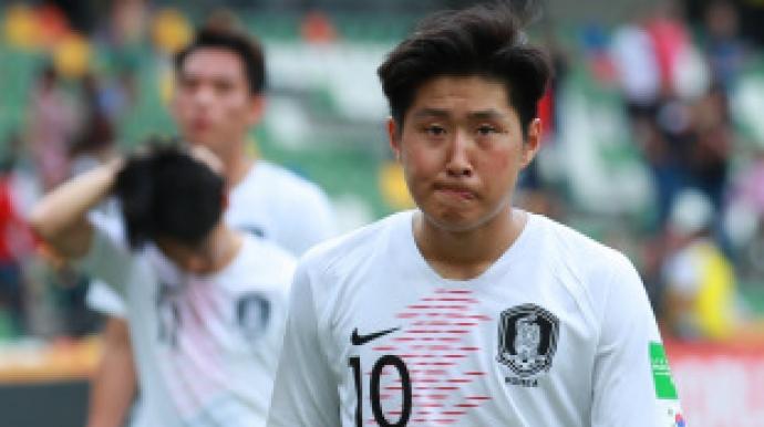 [U-20월드컵] 한국, 포르투갈에 0-1패…이...