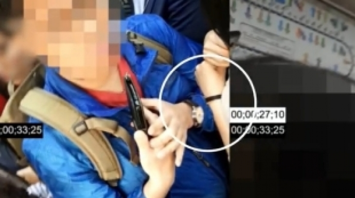 """""""지하철 성추행범 구속 동생 억울합니다..."""