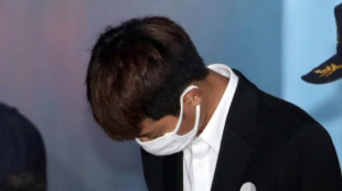 """정준영 """"어리석음이 너무 후회된다""""…檢..."""