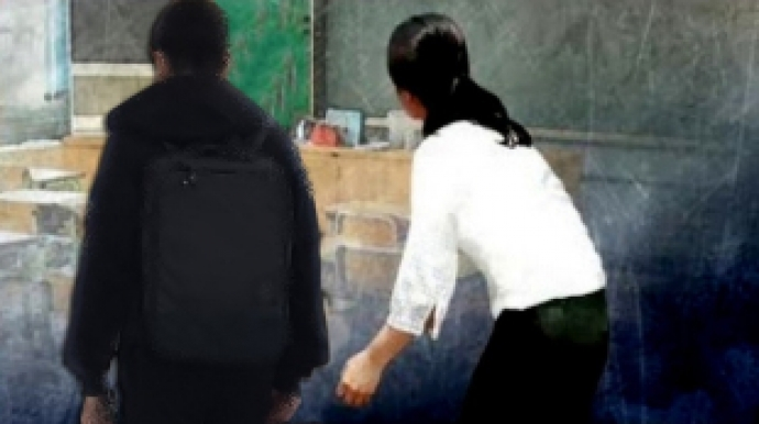 """""""기간제 여교사, 아들과 부적절한 관계""""..."""