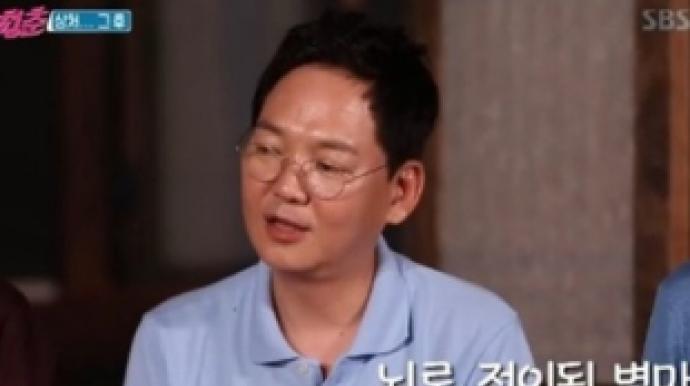 """김민우 """"아내, 희소병으로 2년 전 사별…..."""