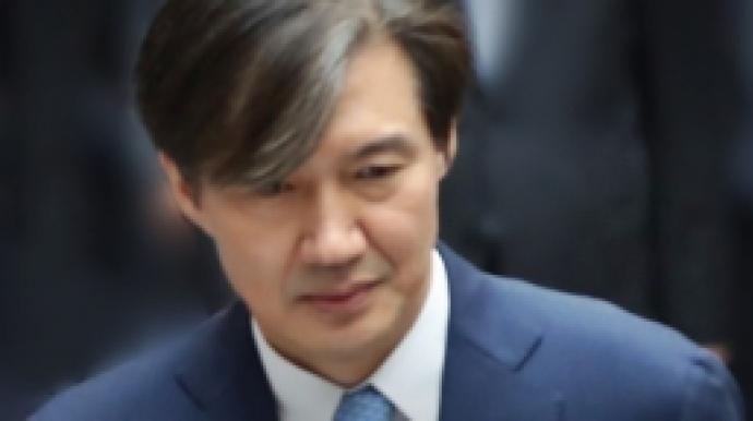 """조국 딸 유급 교수 '사직 외압' 의혹에 """"..."""