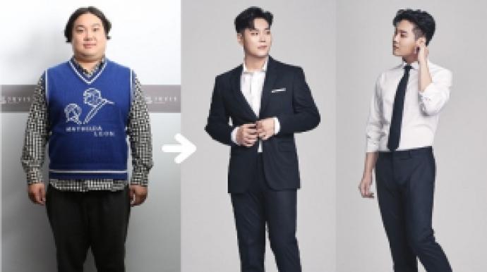 104kg→32kg 감량…유재환 '아이돌 핏'...