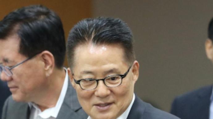 """박지원 """"이렇게 갈팡질팡하는 집권여당은..."""