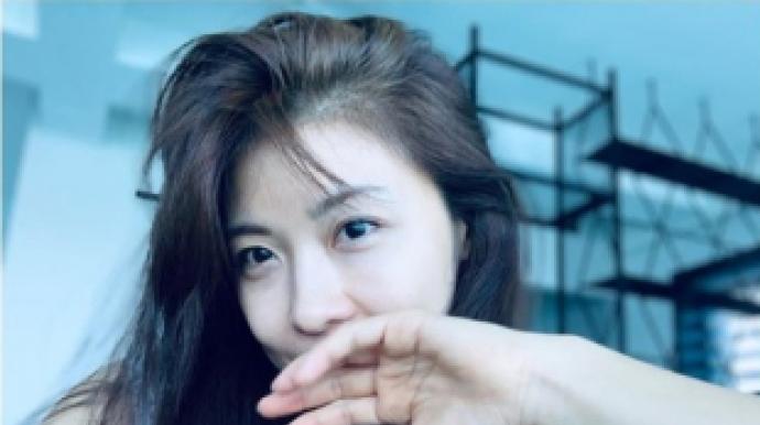 40대 하지원 맞아?…소녀 감성 물씬 '풋...