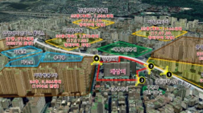 서울 송파구 가락미륭, 최고 21층·612가...