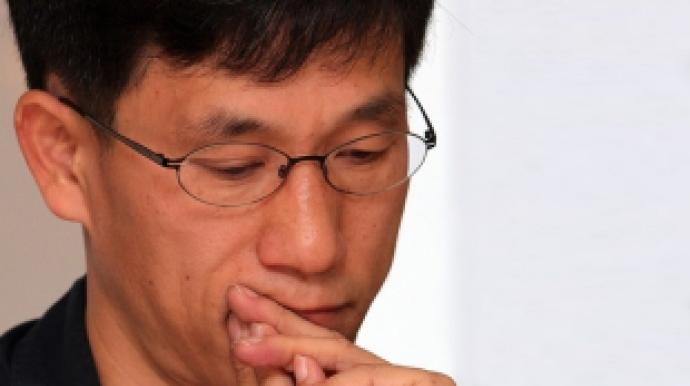 """""""조국 임명 찬성에 실망"""" 진중권, 정의..."""