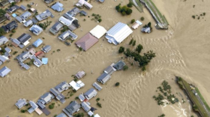 일본 태풍 피해, 26명 사망·행불…마을 ...