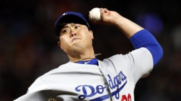 류현진이 2020년 다저스 선수가 되지 못하...