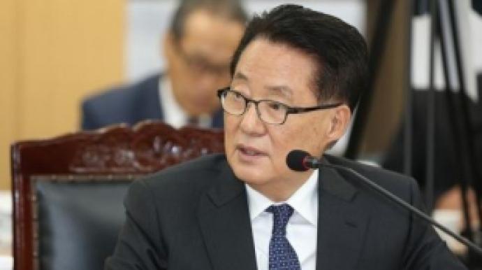 """박지원 """"정경심 구속 가능성 높아…檢 최..."""