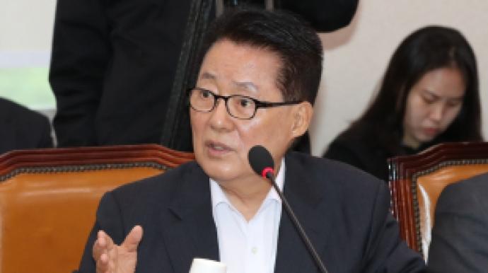 """박지원 """"탁현민이 옳았다""""…국민과의 대..."""