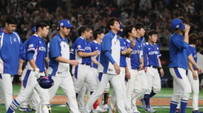 """[한국 일본 야구] 장훈 """"이렇게 서툰 한..."""