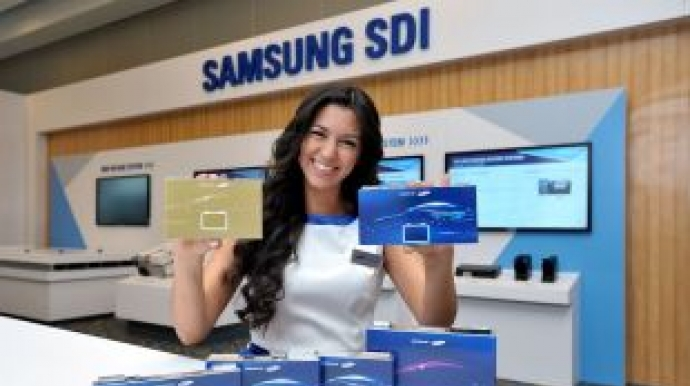 Samsung SDI wins EV battery supply deal from BMW