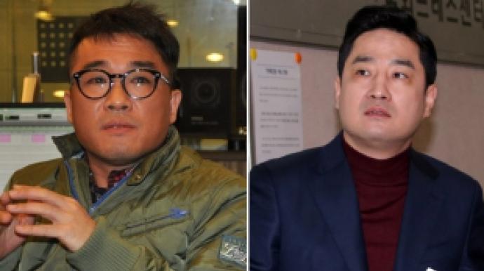 """'성폭행 스캔들' 얽힌 김건모…""""증거확..."""