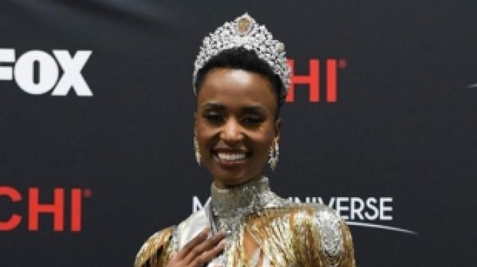 미스 유니버스 8년만에 흑인 왕관…남아공...