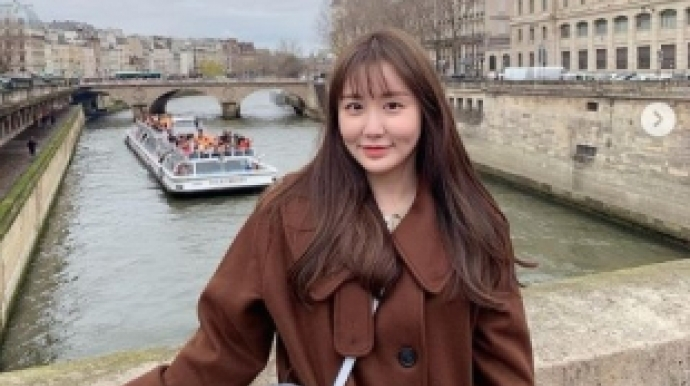 이경규 딸 이예림, 프랑스 여행… 파리서...