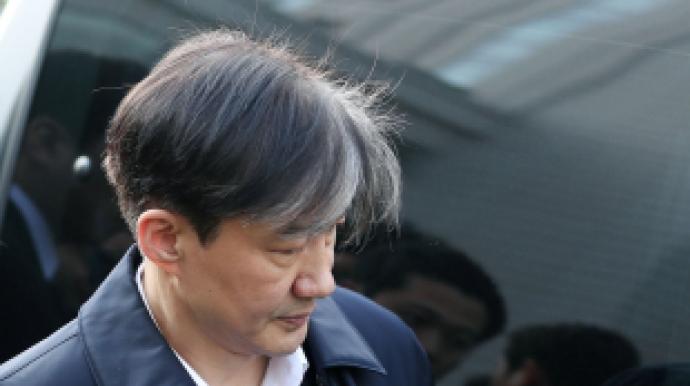 """한국당 """"잊을만하면 '조국 사랑'…혐의만..."""