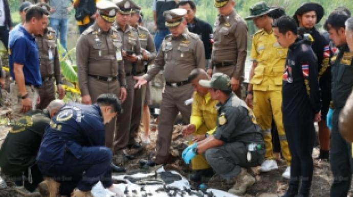 태국서 살인용의자 집 인근 연못서 '사람...