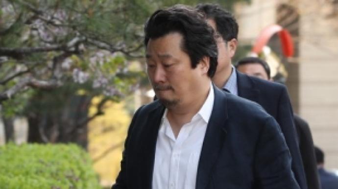 '김광석 타살설 제기' 이상호 기자, 부...