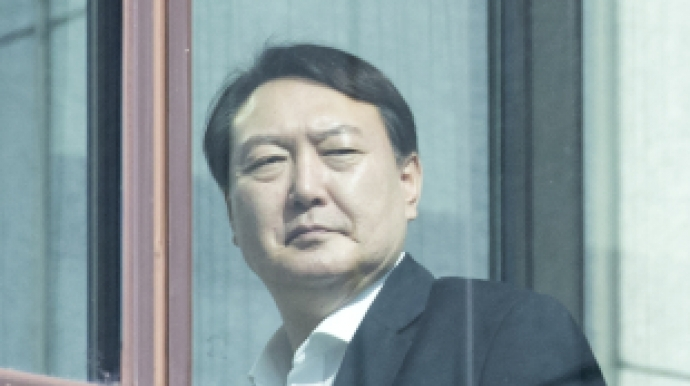 """""""윤석열 총장 퇴진""""…검찰 수사관, 내부망..."""