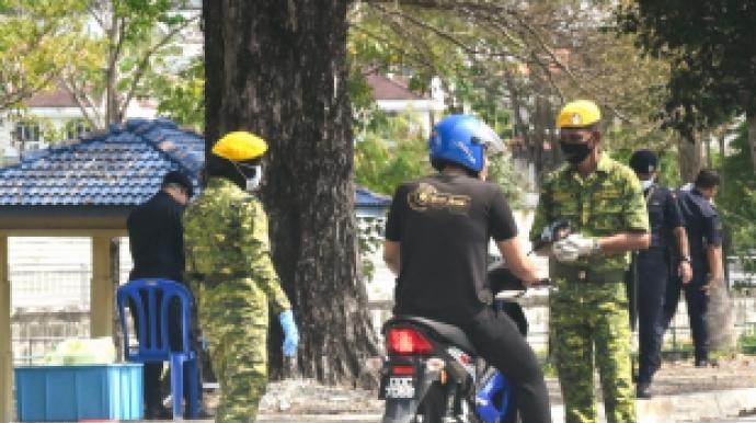 한국인 2명 말레이서 조깅하다 체포