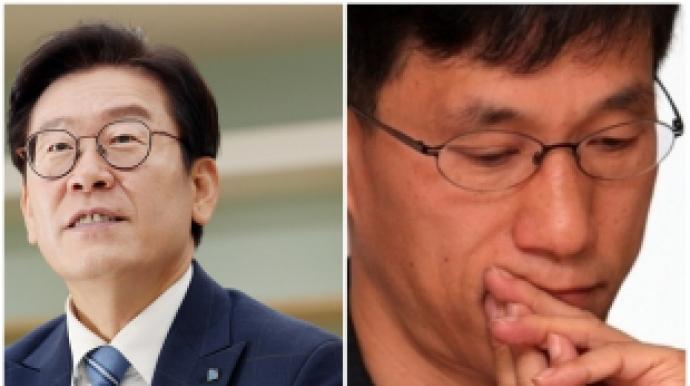 """이재명 """"진중권, 마녀사냥 그만해라"""""""