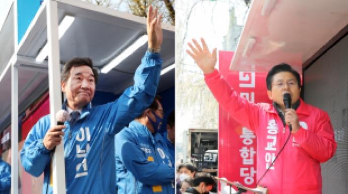 """與野 '대표선수'의 일성…이낙연 """"미워하..."""