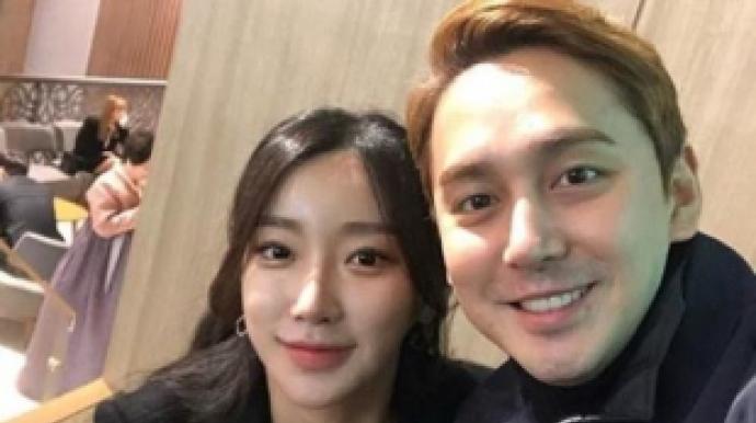 김상혁-송다예부부 1년만에 파경