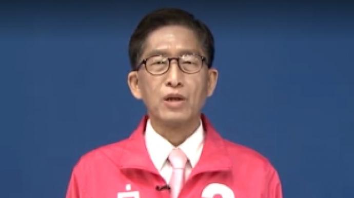 """통합당 후보 또…""""광주는 제사가 본업된 ..."""