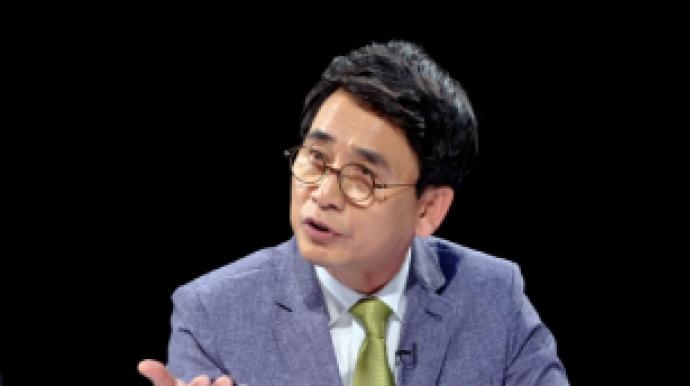 """유시민 '계몽군주' 발언 일파만파…""""정..."""